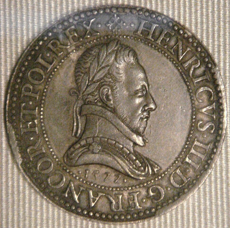 Henri III 1577