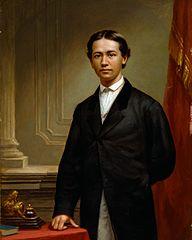 Portrait of Henry Hoolulu Pitman