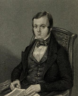 Henry Thomas Buckle - Henry Thomas Buckle at the age of 24.