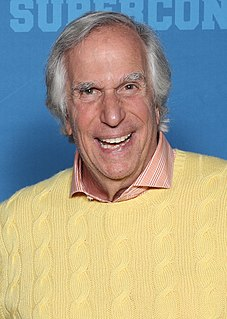 Henry Winkler American actor, comedian, director, and producer