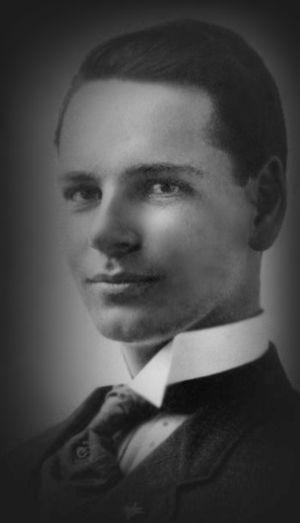 Herbert J. Krapp - Image: Herbert J. Krapp young portrait