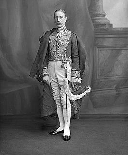 Sir Herbert Maxwell, 7th Baronet British horticulturist and genealogist