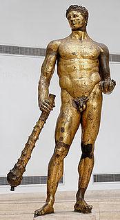 Hercules in ancient Rome