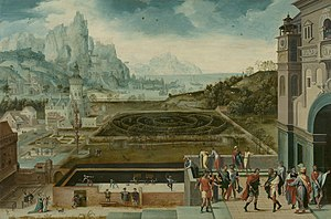 Herri met de Bles - The Story of David and Bathsheba