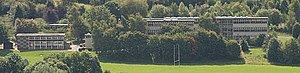 Highfields School, Matlock - Image: Highfields school 01