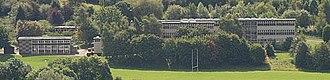 Highfields School, Matlock - Image: Highfields school 01