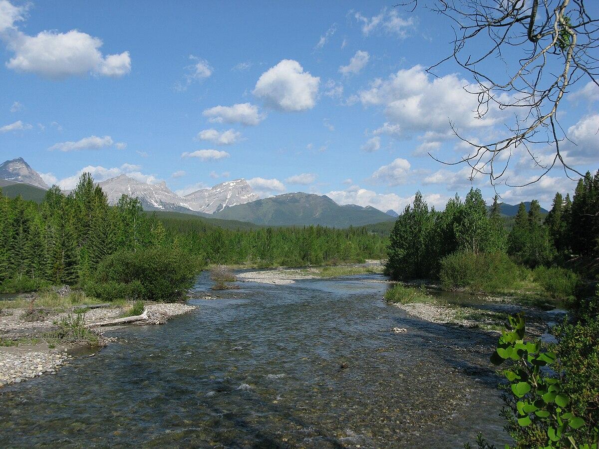 River: Highwood River