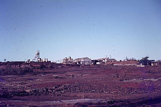 Hill 50 Gold Mine mine in Australia