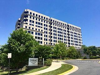 Hilton Worldwide American multinational hospitality company