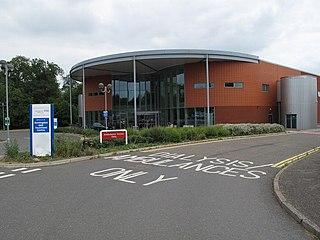 Hinchingbrooke Hospital Hospital in England