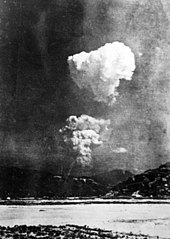 Atomic bombings of Hiroshima and Nagasaki - Wikipedia