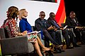 His Excellency President Paul Kagame of Rwanda, speaking at the UK-Africa Investment Summit in London, 20 January 2020 20200120120013ZJW 4266 (49419128552).jpg