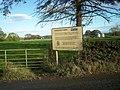 Historic Site, Mullaghbrack Road, Hamiltonsbawn - geograph.org.uk - 597896.jpg