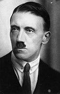 Hitler as young man
