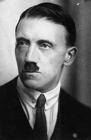 Гитлер в 1920-е годы
