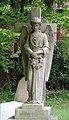 Holy Trinity, Bengeo, Herts - Churchyard - geograph.org.uk - 348926.jpg