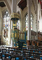 Holy Trinity, Prince Consort Road - Pulpit - geograph.org.uk - 1885355.jpg