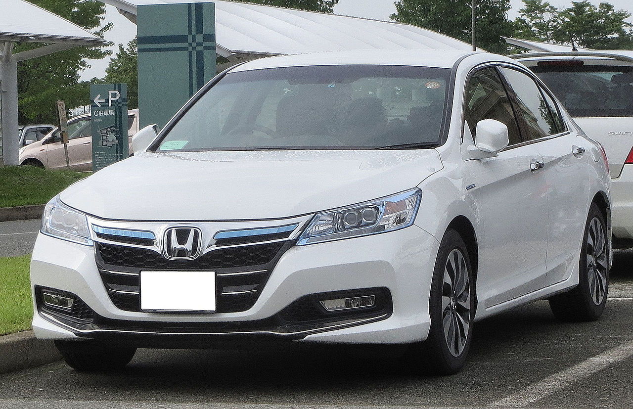 Honda Accord Hybrid Touring Features Navigation Video