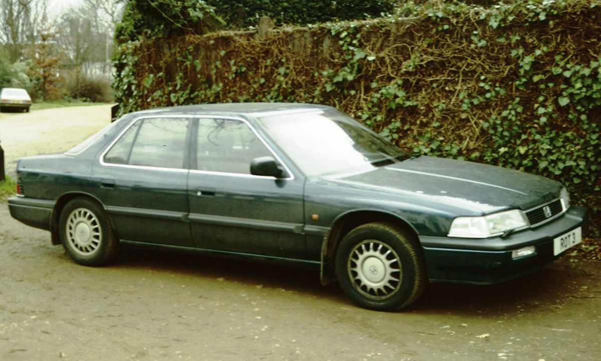 Px Honda Legend Cambridge