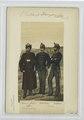 Honved Uhlanen Officier (Parade mit Mantel); Ober-Arzt, Auditor (Parade). 1874 (NYPL b14896507-90706).tiff