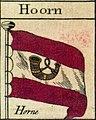 Hoorn flag - Bowles's naval flags of the world, 1783.jpg