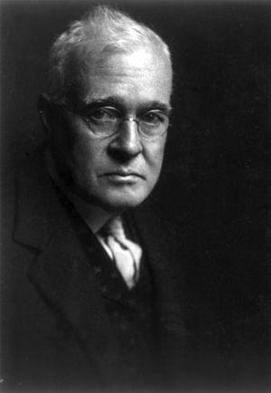 Horace Fletcher - Horace Fletcher
