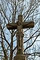 Horní Teplice, kříž u čp. 44 03.jpg
