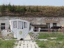 Horse and Carriage - Bendery Fortress - Bendery - Transnistria (36032560843).jpg