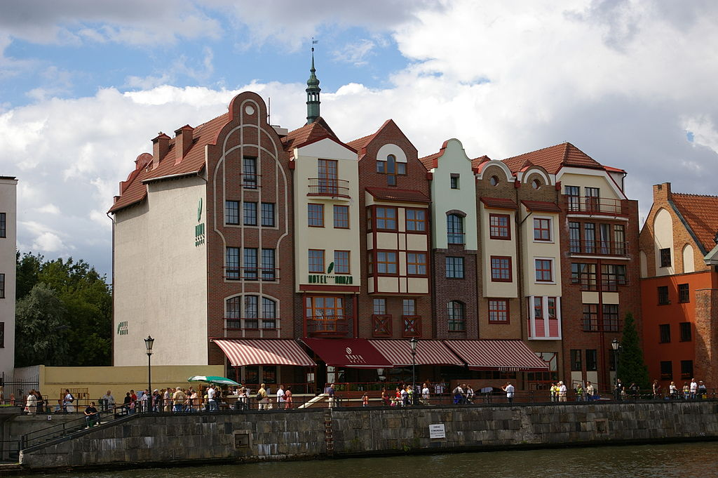 Hotel Hanza Gdansk Parking