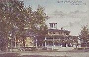 Hotel Whittier & Annex, Hampton, NH