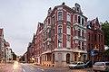 Houses Martinskirche Linden Hanover Germany.jpg