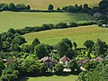 Houses and fields, Radnage - geograph.org.uk - 892067.jpg