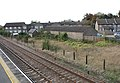 Houses by the railway line - geograph.org.uk - 1516060.jpg