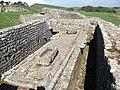 Housesteads Roman Fort (latrine block).jpg