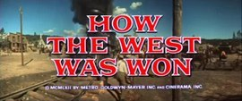 Archivo:How The West Was Won (1962) - Trailer.webm