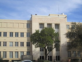 Howard County, TX, Courthouse, Big Spring, TX IMG 1443.JPG