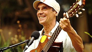 Manu Chao French musician of Spanish descent