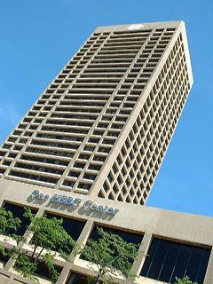 skyscraper in Buffalo, New York