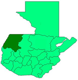 San Sebastián Huehuetenango Municipality of Huehuetenango Department, Guatemala