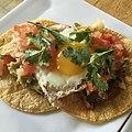 Huevos Rancheros-ish breakfast aka leftovers.jpg