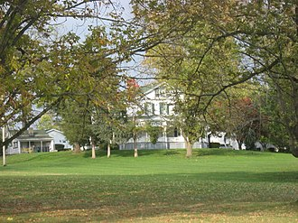 Monroe, Ohio - Hughes Manor