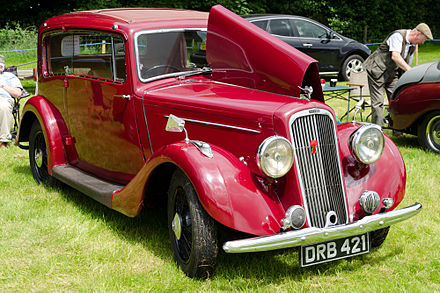 Humber Twelve Vogue