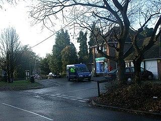 Hurn Human settlement in England
