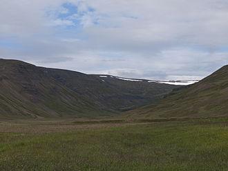 Snorri Sturluson - Skeggi Valley in Hvammur