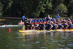 dragon boat technical coaching manual