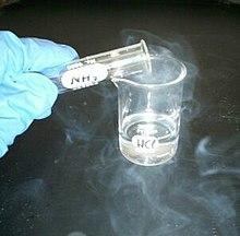 水素 塩化