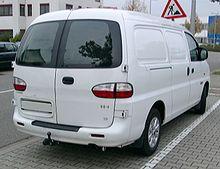 Hyundai Starex - Wikipedia