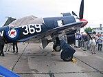 ILA 2010 - Hawker Sea Fury (4818407747).jpg