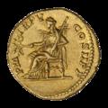 INC-1568-r Ауреус Септимий Север ок. 196-197 (реверс).png