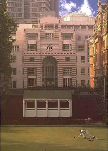 ING Wholesale Banking, London office